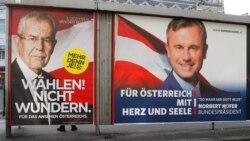 دیدگاه حبیب حسینیفرد در مورد شکست نامزد راستگرا در انتخابات ریاستجمهوری اتریش