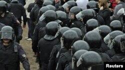 Оьрсийчоь -- Петарбухан полици.