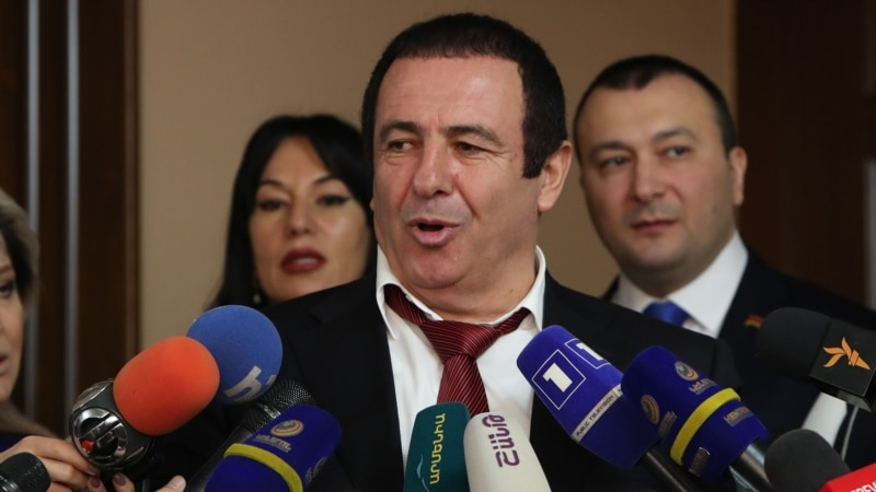 Tsarukian Denounced By Press Freedom Groups