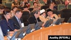 Корылтай делегатлары