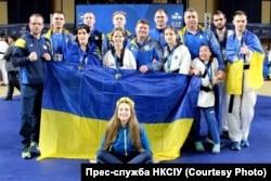 Збірна України з паратхеквондо