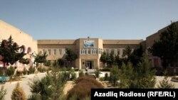 Bakının Bilgəh qəsəbəsində yerləşən Qocalar Evi