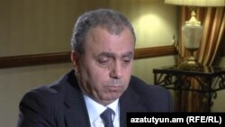 Депутат Национального Собрания Армении Грант Багратян