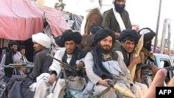 Москва не будет дружить с талибами (на фото) назло Америке