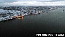 "Пожар на крейсере ""Адмирал Кузнецов"""