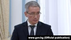 Эркин Асрандиев.