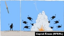 Russia Strikes Syria (RFE/RL Russian Service)