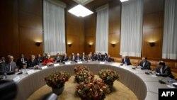 Իրանի միջուկային ծրագրի շուրջ բանակցությունները Ժնևում, 20-ը նոյեմբերի, 2013թ․