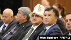 Анкарада өтүп жаткан кыргыз-түрк ишкерлеринин форуму. 22-январь
