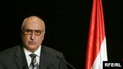 وزير التخطيط علي بابان