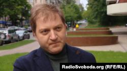Олег Волошин, експерт-міжнародник