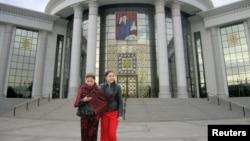 Hasabatda Türkmenistan mümkin 10 baldan 1,72 baly aldy.