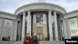 Aşgabat, Türkmen döwlet uniwersiteti