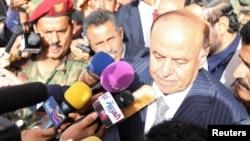 Новиот претседател на Јемен, Абер Рабо Мансур Хади