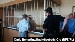 У залі суду, Черкаси, 7 червня 2017 року