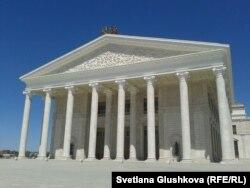 Государственный театр оперы и балета «Астана Опера».