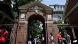 Universitatea Harvard, SUA (foto arhivă)