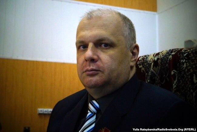 Всеволод Костиря, викладач ліцею