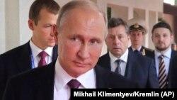 Президент России Владимир Путин. Дананг (Вьетнам), 10 ноября 2017 года.