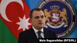 Министр иностранных дел Азербайджана Джейхун Байрамов (архив)