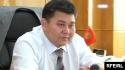 Элмурза Сатыбалдиев