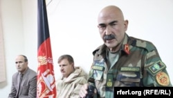 General Mohayedin Ghori was the army corps commander for western Afghanistan.