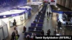 Международный аэропорт «Манас».