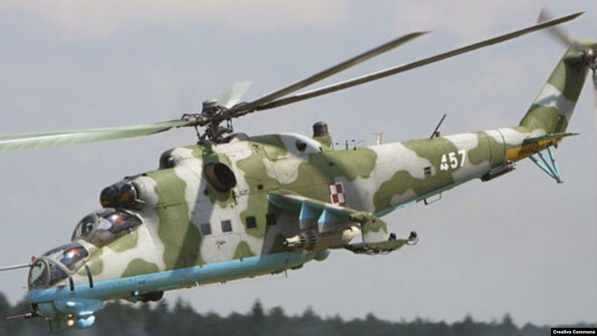 Rambo 3 Elicottero : Pakistan negotiating to purchase russian military helicopters