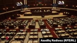 Azerbaijan - Azerbaijan parliament, 23May2014