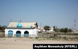 Мечеть в селе имени Таимбета Комекбаева в Кызылординской области. Иллюстративное фото.