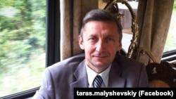Генконсул України в Ростові-на-Дону Тарас Малишевський