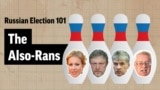 Russian Elections 101: The Also-Rans
