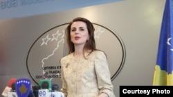 Ministrja e Integrimeve Evropiane të Kosovës, Vlora Çitaku