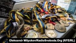 Колекція нагород Віктора Кочмаря