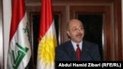 برهم صالح رئيس حكومة اقليم كردستان