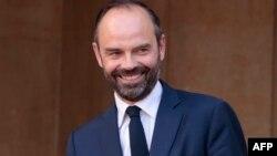 Эдуард Филипп, Францияның жаңа тағайындалған премьер-министрі