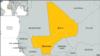 Африка харитасында Мали