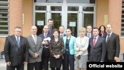 Članovi radnih grupa Tužilaštva BiH i Tužilaštva za ratne zločine Srbije, Sarajevo, 20. avgust 2011