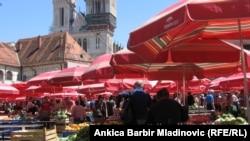 Tržnica Dolac, Zagreb