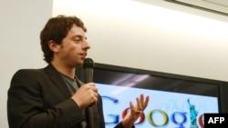 Один из основателей Google Сергей Брин.