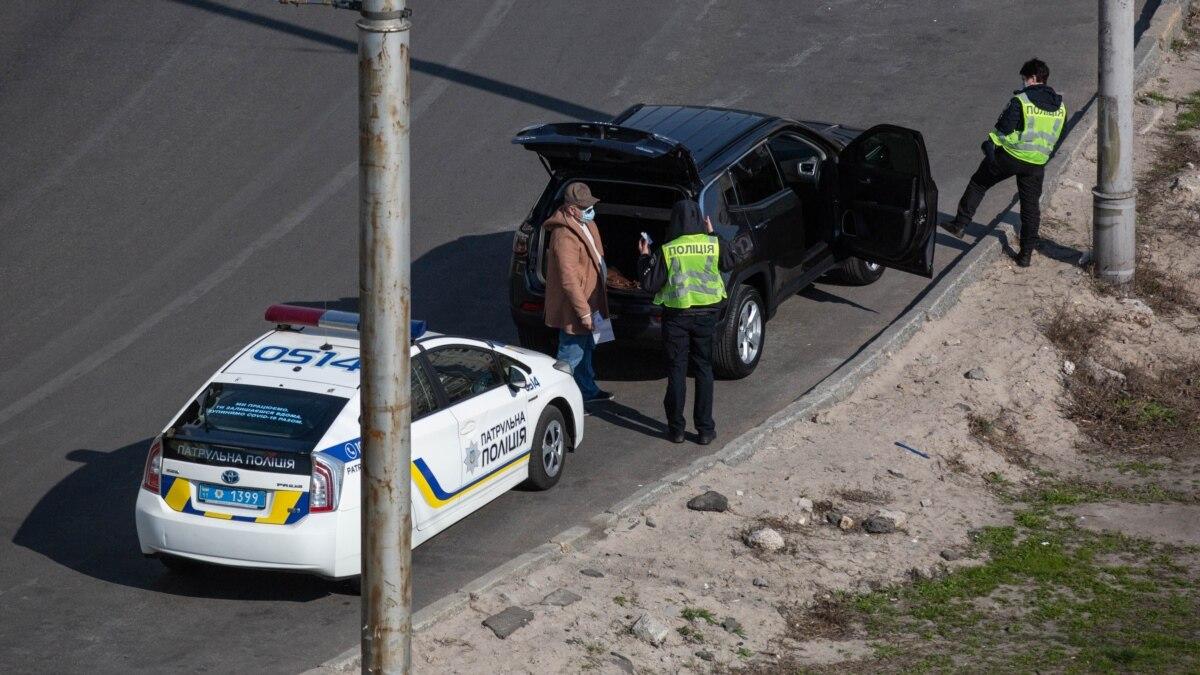 За нарушение карантина украинцев оштрафовали почти на 300 тысяч гривен – Нацполіція