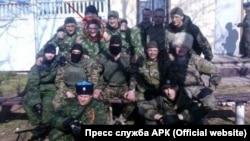 «Кримська самооборона». Архівне фото