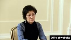 Айнаш Токбаева