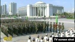 Harby parad, Aşgabat