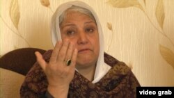 Бибиходжира Маликзода, мать Фархунды, которую толпа линчевала в Кабуле.