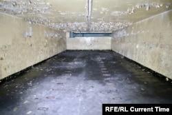 A nuclear warhead storage room in Ralsko
