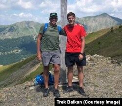 Ngjitja në male e Trek Balkan