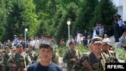 Ситуация на юге Киргизии постепенно стабилизируется
