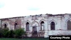 Сарыкөл ауданындағы Анновка селосы. Қостанай облысы, тамыз, 2009 жыл.
