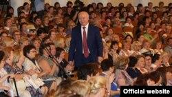 Расширенное собрание женских организаций Самарской области. Фото: Светлана Осьмачкина